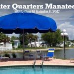 Winter Quarters Manatee RV