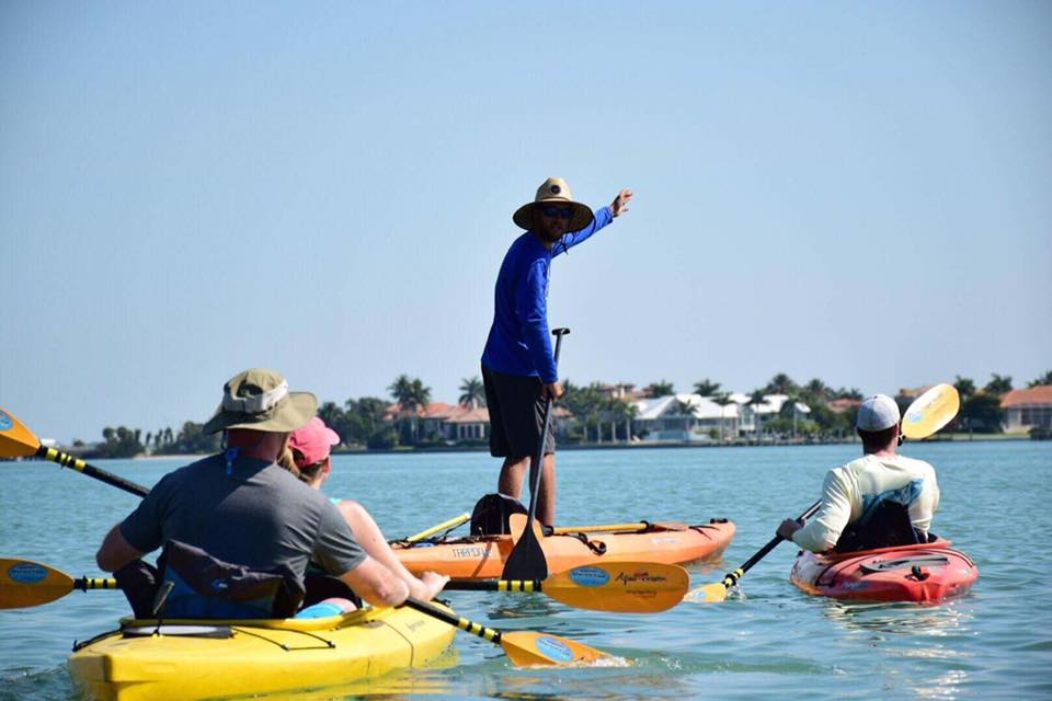 Fun and Rewarding Kayak Trip